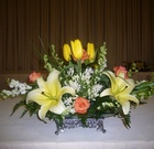 Altar Touch Wedding Decor