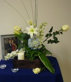 Beloved - Guestbook Table