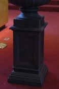 Brown Pedestals for rental