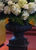 Brown Urns for rental