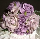 Purple Bouquet for rental