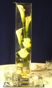 Commited - wedding centerpiece