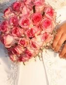 Princess Bridal Bouquet