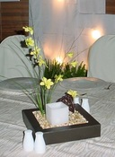 Enticing - Wedding Centerpiece