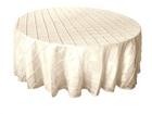 Ivory Pintuck Overlay