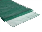 Hunter Green Organza Runner