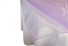 Lavender Organza Overlay