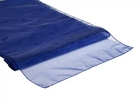 Navy Organza Runner