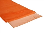 Orange Organza Runner