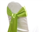 Sage Green Satin Sash