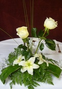 Simplicity - Wedding Centrepiece