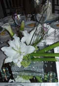 Sky - Wedding Centrepieces